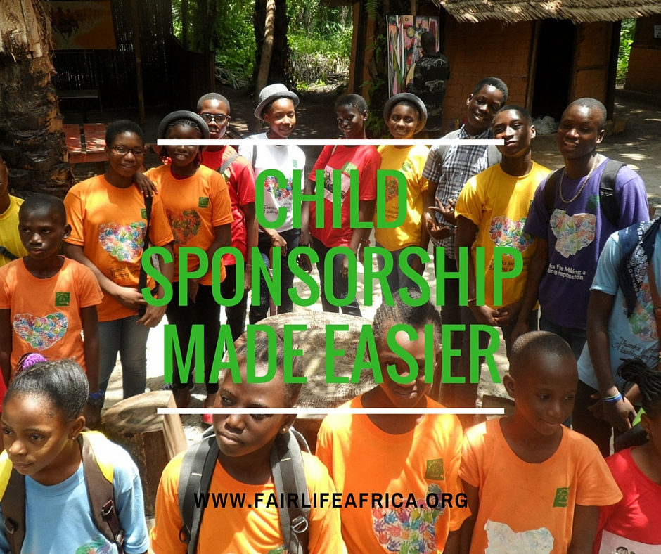 Child Sponsorship Made Easier