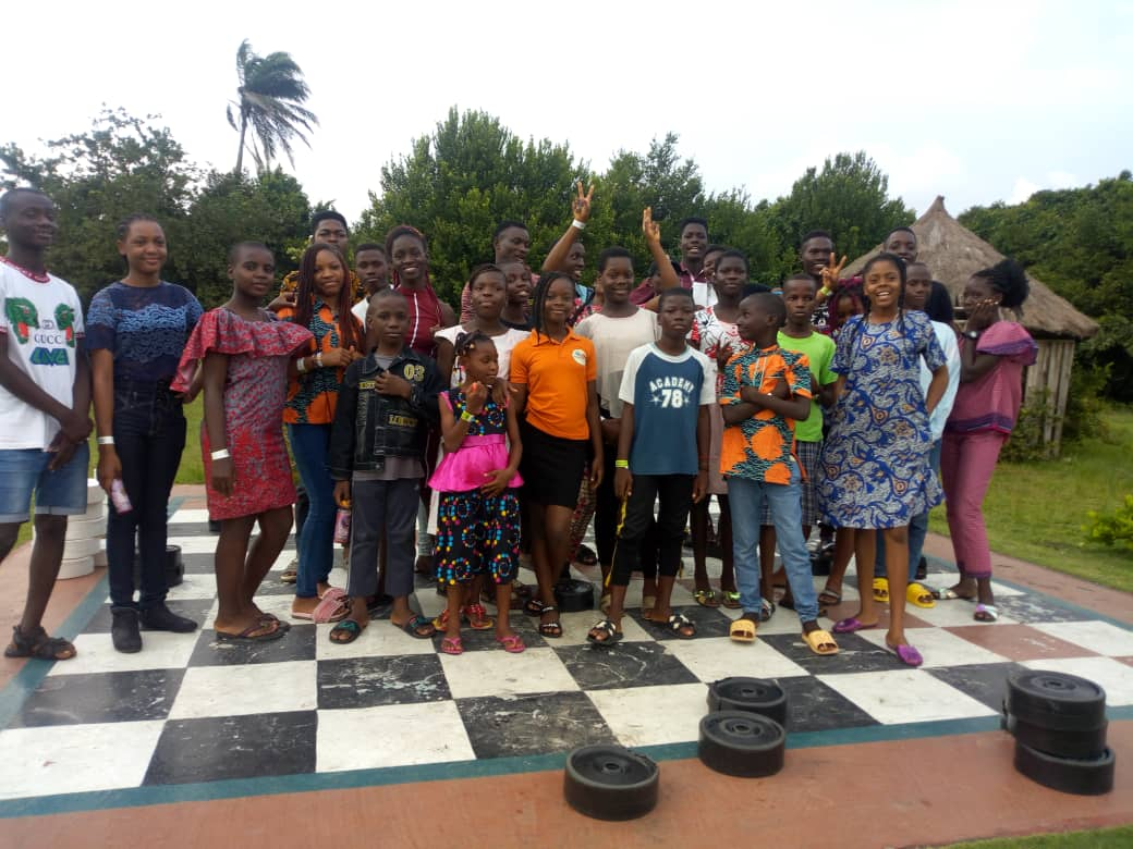 Summer Camp 2019 – Leaders Of Tomorrow…